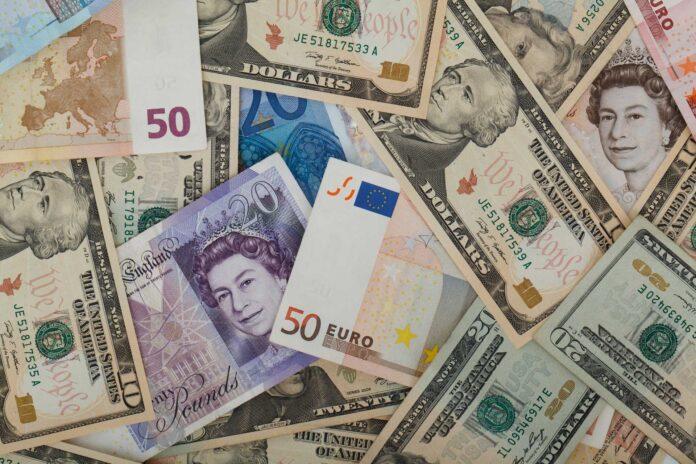 Banconote GBPUSD