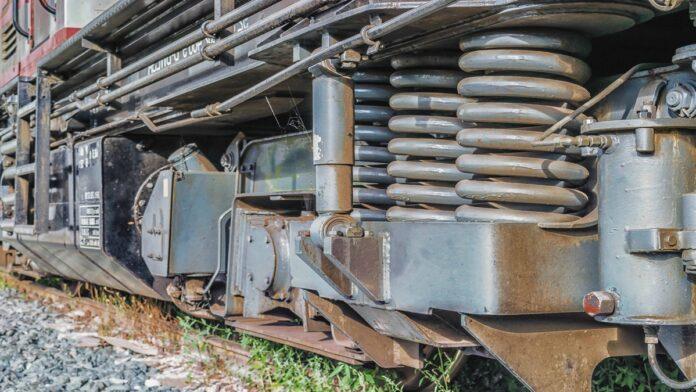 Meccanica ferrovia